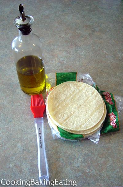 Tortillas and Oil