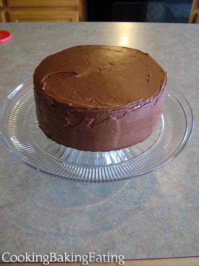 Clean Cake Platter