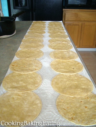 Lots 'O Tortillas