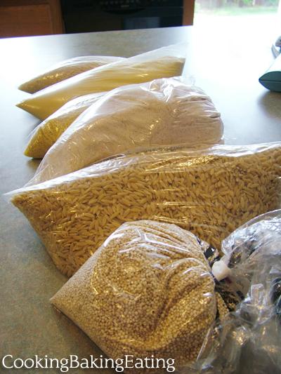 Bulk Grains