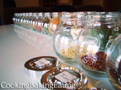 Perfect Spice Jars