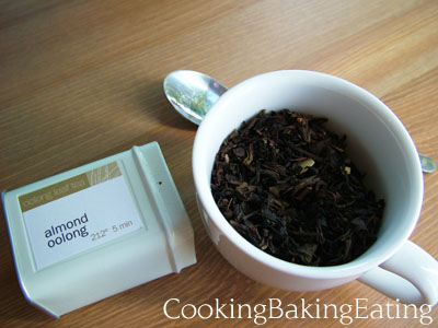 Adagio Tea Almond Oolong