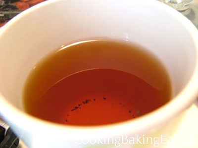 Adagio Tea Almond Oolong Brew