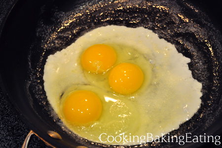 Eggs Frying