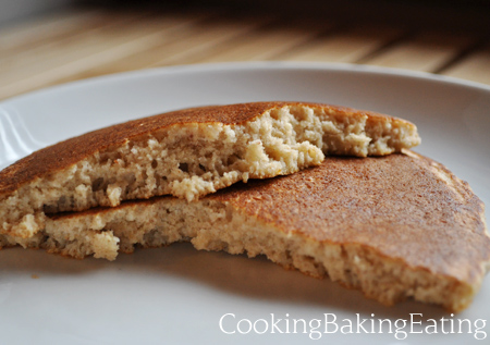 Oats and Groats Pancakes