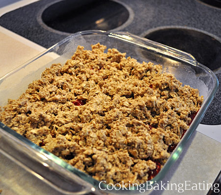 Oat Topping